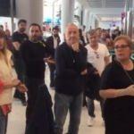 Havalimanında kadın yolcu görevliye küfürler savurdu!