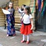 Mardinli küçük kız İstiklal Marşı'nı okurken gözyaşlarına boğuldu