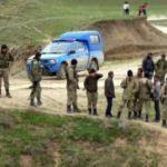 Jandarma, korucular, AFAD her yerde arıyor!