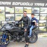 Kenan Sofuoğlu küçük Yahya'nın hayalini gerçekleştirdi
