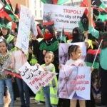 Libya'da Hafter'e sarı yelekli protesto!