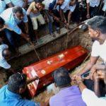 Sri Lanka'da katliamda ölü sayısı 359'dan 253'e indirildi