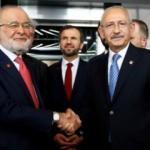 Temel Karamollaoğlu'dan  Kılıçdaroğlu'na ziyaret