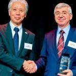 Toyota Avrupa'dan Ecoplas'a 2 büyük ödül