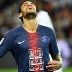 UEFA Neymar'a acımadı! Dev ceza...