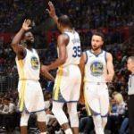 Warriors'ı üst tura Durant taşıdı