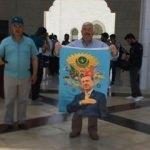 Yer: Dubai... Erdoğan'ın posterini açınca başlarına gelmeyen kalmadı