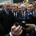 Erdoğan bizzat inceledi! IDEF'te dikkat çeken anlar...