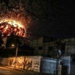 Anadolu Ajansı'na saldırı anı kamerada!