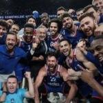 Fenerbahçe Beko'dan Anadolu Efes'e tebrik