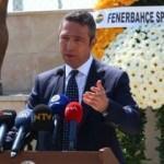Fenerbahçe'nin 112. kuruluş yıldönümü kutlandı
