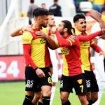 Göztepe'den 4 gollü hayati galibiyet!