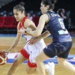 Kadınlar Basketbol Ligi'nde ilk finalist belli oldu
