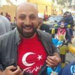 """Lübnanlılar'dan mehter marşlı """"Türk bayrağı"""" tepkisi"""