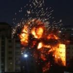 Yunan haber ajansı İsrail'in saldırısını kınadı