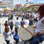 Yurttan 1 Mayıs İşçi Bayramı manzaraları