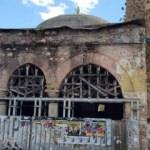 479 yıllık Osmanlı camisi yıkılmak üzere!
