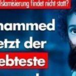 Çocuklarına Muhammed ismi konulmasını hazmedemediler