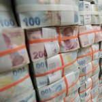 Hazine nisanda 14 milyar 254 milyon lira açık verdi