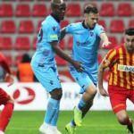 Trabzonspor'un konuğu Kayserispor!