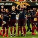 Arsenal golcüleriyle finale uçtu!