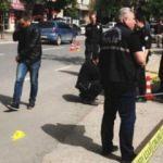 Caddede gördüğü husumetlisini öldürdü