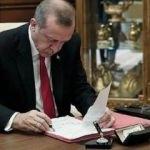 Erdoğan imzayı attı: 4 isim görevden alındı