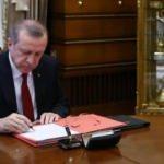 Erdoğan imzaladı! Para desteği verilecek