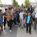 Hasan Celal Güzel Millet Bahçesi Çocuk Kütüphanesi'ne yoğun ilgi