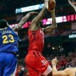 Houston Rockets - Golden State serisi eşitlendi!