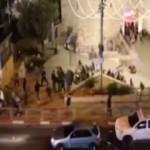 İsrail'den teravih namazı kılanlara saldırı! 6 yaralı