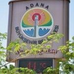 Adana'da termometreler 44 dereceyi gösterdi