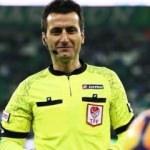Akhisarspor - Galatasaray finalinin hakemi açıklandı