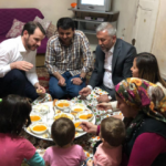 Bakan Albayrak'tan iftar ziyareti
