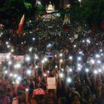 Brezilya'da eğitim protestosu: Öğrenciler sokakta!