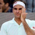 Federer'den hayranlarını üzen haber!