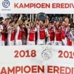 Hollanda'da şampiyon Ajax oldu!