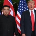 Kim Jong-un eniştesini öldürtüp başını Trump'a teşhir etti