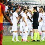 Maç sonu sert sözler! 'Allah belasını versin'