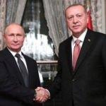 Putin Türkiye'yi övdü, onları topa tuttu