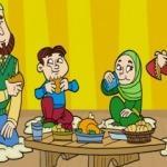 Ramazan sofrası hazırlamanın püf noktaları
