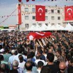 Şehit Kayadibi'nin cenazesi memleketine uğurlandı