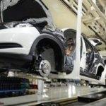 Türkiye 4 ayda 489 bin oto üretti