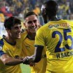Ankaragücü Süper Lig'i garantiledi