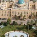 Bağdat'ın 'Yeşil Bölge'sine' füzeli saldırı