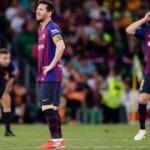 Barcelona'dan kabus gibi son!
