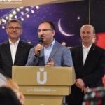 Bozdağ İstanbul'daki Yozgatlılarla buluştu