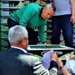 Gaziantep Büyükşehir'den çiftçilere büyük destek