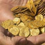Banka hesabındaki 1 kilo altını görünce...