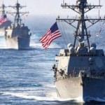 ABD savaş gemileri Tayvan Boğazı'ndan geçti